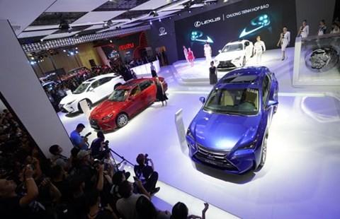 Toyota Việt Nam đang cố gắng duy trì vị trí dẫn đầu trên thị trường bán lẻ Việt Nam