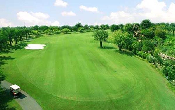Thành phố Hà Nội duyệt quy hoạch mở rộng sân golf quốc tế Đảo Vua