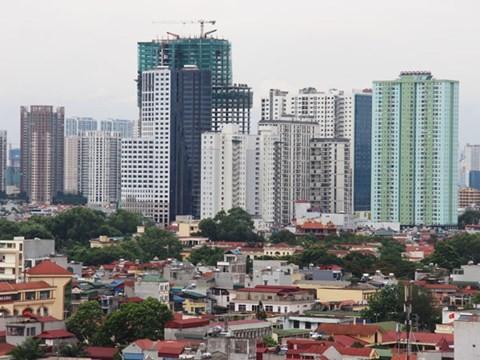 Hà Nội công bố các dự án bất động sản thế chấp ngân hàng