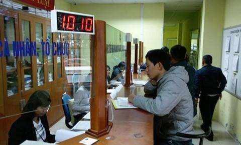 Hà Nội đã nỗ lực cải cách thủ tục hành chính