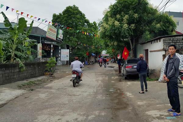 Hà Nội tiếp tục tập trung chỉ đạo giải quyết ổn định tình hình ở Đồng Tâm, Mỹ Đức