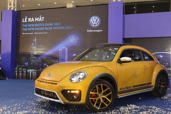 """Volkswagen Beetle đã tạo nên """"cơn sốt"""" tại rất nhiều quốc gia"""