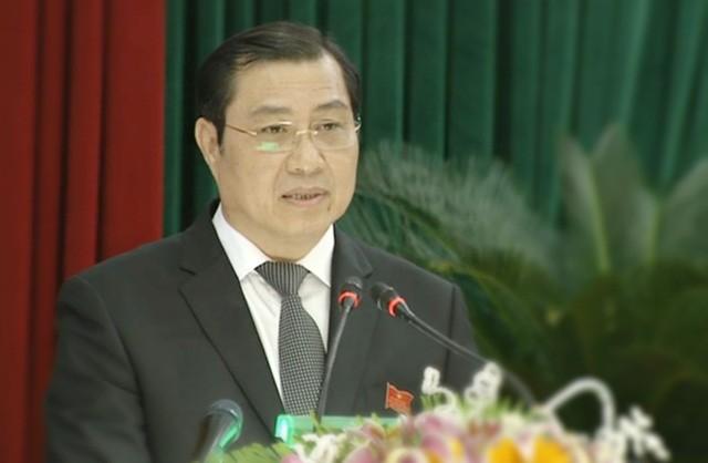 Ông Huỳnh Đức Thơ, Phó Bí thư Thành ủy, Chủ tịch UBND thành phố Đà Nẵng bị kỷ luật cảnh cáo