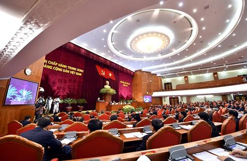 Hội nghị Trung ương sáu, khóa XII đã bước sang ngày làm việc thứ hai
