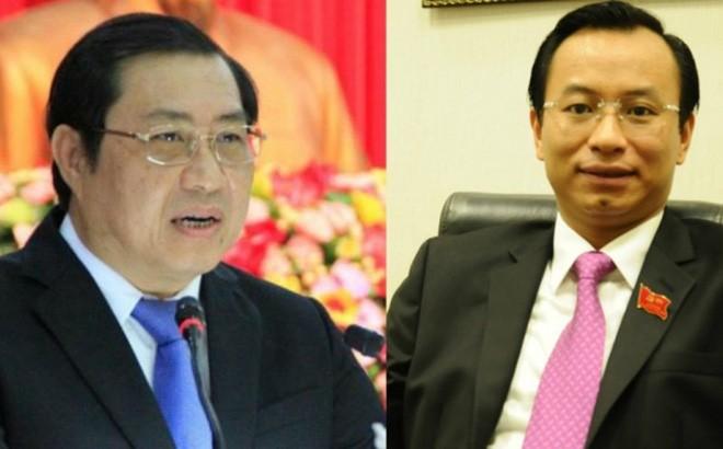 Ban Thường vụ Thành ủy Đà Nẵng nhiệm kỳ 2015 - 2020 và cá nhân Bí thư Thành ủy; Chủ tịch UBND TP Đà Nẵng đã có nhiều vi phạm, khuyết điểm