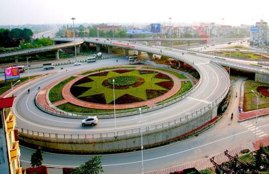Diện mạo Thủ đô Hà Nội ngày càng khang trang, hiện đại