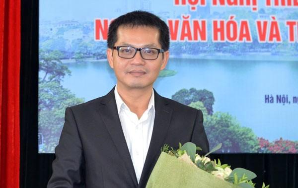 NSND Trung Hiếu được bổ nhiệm giữ chức vụ Giám đốc Nhà hát Kịch Hà Nội