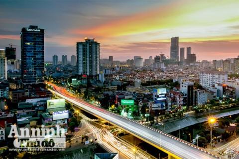 Hà Nội sẽ phát triển thành một siêu đô thị thông minh