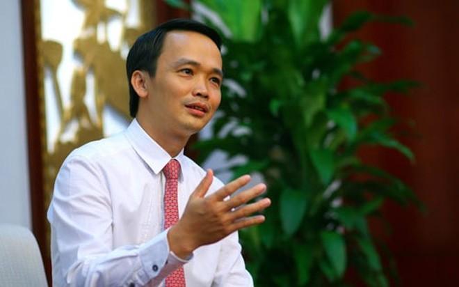 Ông Trịnh Văn Quyết - Chủ tịch Hội đồng quản trị Công ty CP Tập đoàn FLC bị xử phạt hành chính 65 triệu đồng