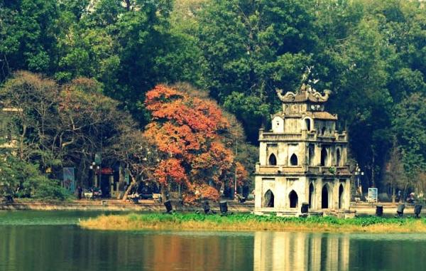 Dự án nạo vét hồ Hoàn Kiếm sẽ hoàn thành vào đầu tháng 2/2018