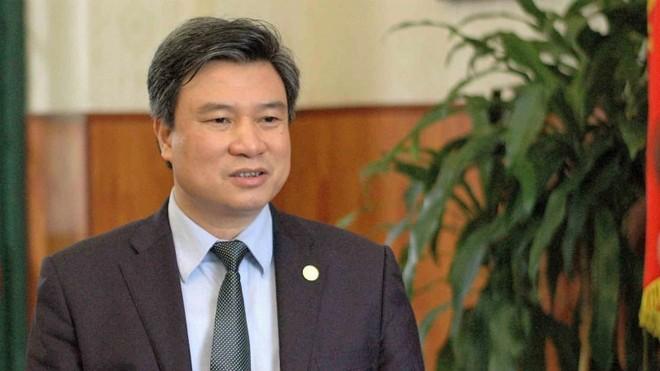 Ông Nguyễn Hữu Độ hiện giữ chức vụ Thứ trưởng Bộ GD-ĐT