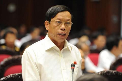 Ông Lê Phước Thanh, Bí thư Tỉnh ủy nhiệm kỳ 2010-2015 đã vi phạm nguyên tắc tập trung dân chủ