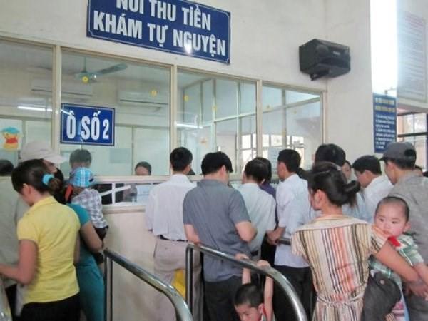 Khu khám chữa bệnh theo yêu cầu phải tách riêng khỏi khu khám bệnh bình thường