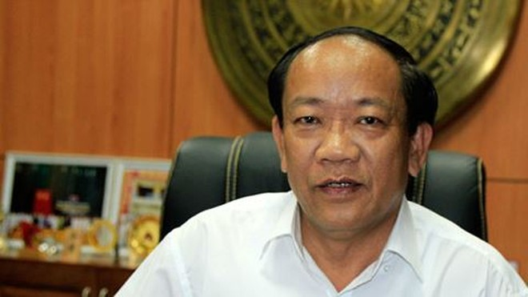 Ông Đinh Văn Thu, Phó Bí thư Tỉnh ủy, Chủ tịch UBND tỉnh Quảng Nam bị kỷ luật cảnh cáo