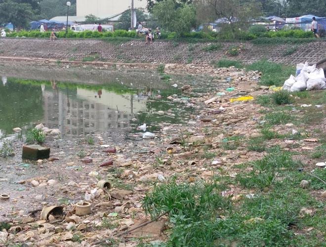 Hà Nội ghi nhận 187 điểm đen, khu vực ô nhiễm và bức xúc về môi trường