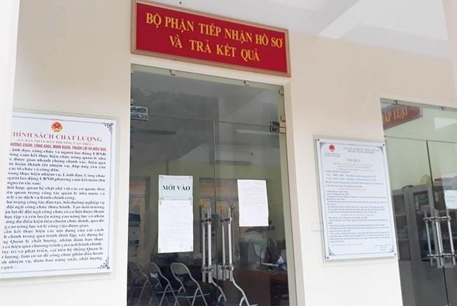 Vụ việc liên quan đến việc giải quyết thủ tục cấp giấy khai tử ở phường Văn Miếu, quận Đống Đa gây nhiều bức xúc trong dư luận
