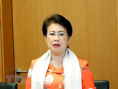 Phó Bí thư Đồng Nai Phan Thị Mỹ Thanh đã có những vi phạm, khuyết được rất nghiêm trọng