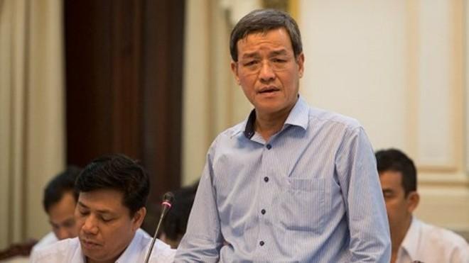 Ông Đinh Quốc Thái, Chủ tịch UBND tỉnh Đồng Nai bị kỷ luật khiển trách