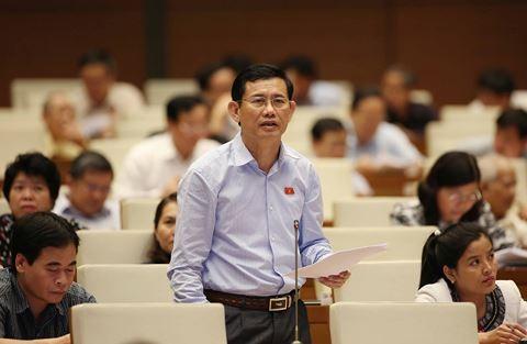Các đại biểu Quốc hội cho ý kiến về Luật Đặc khu tại kỳ họp thứ 5