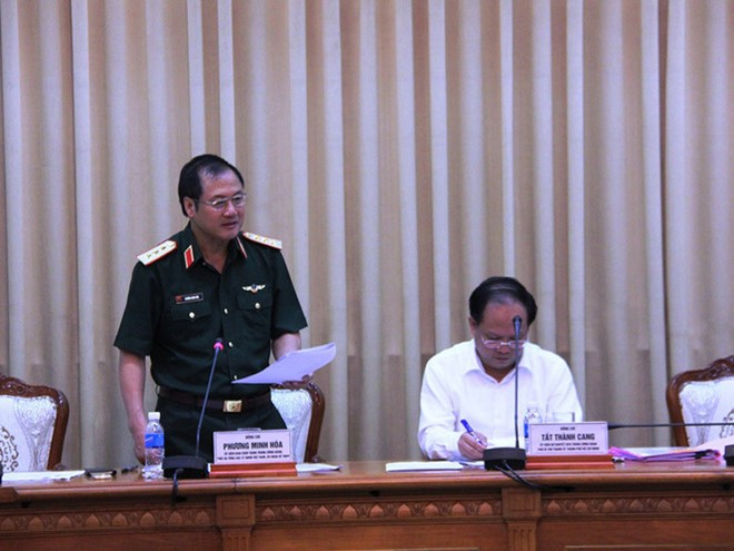 Thượng tướng Phương Minh Hòa đã có vi phạm trong thời gian giữ cương vị Tư lệnh Quân chủng Phòng không - Không quân