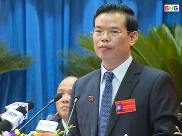 Bí thư Tỉnh ủy Hà Giang Triệu Tài Vinh lên tiếng sau vụ bê bối nâng điểm thi THPT quốc gia ở tỉnh này