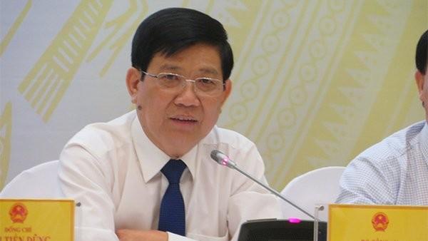 Thứ trưởng Bộ Công an Nguyễn Văn Sơn trả lời báo chí