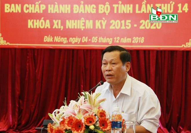 Ông Nguyễn Bốn, Phó Bí thư Tỉnh ủy, Chủ tịch UBND tỉnh Đắk Nông đã vi phạm nghiêm trọng