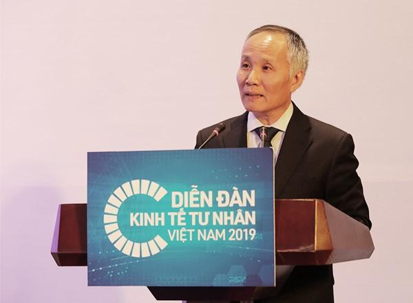 Thứ trưởng Bộ Công Thương Trần Quốc Khánh