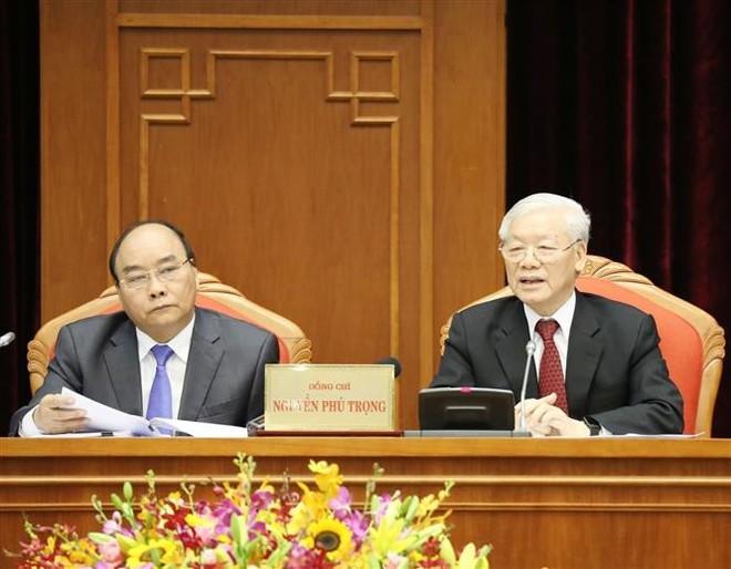 Tổng Bí thư, Chủ tịch nước Nguyễn Phú Trọng chủ trì và phát biểu khai mạc Hội nghị
