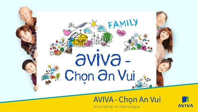 Aviva Việt Nam tung sản phẩm bảo hiểm mới
