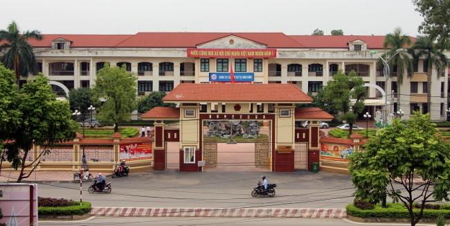 Huyện Vĩnh Tường (Vĩnh Phúc), nơi xảy ra vụ việc