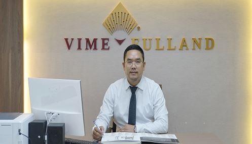 Ông Đỗ Xuân Quân – Tổng giám đốc Công ty cổ phần đầu tư bất động sản Mỹ Đình