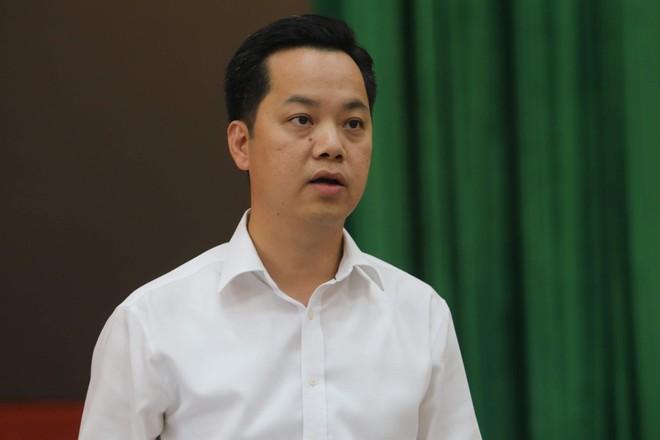 Ông Vũ Đăng Định, Chánh văn phòng UBND TP Hà Nội