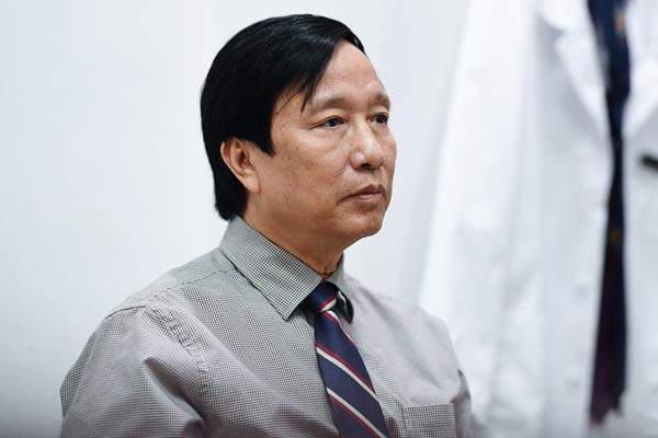 GS.TS Thầy thuốc nhân dân Nguyễn Thanh Liêm