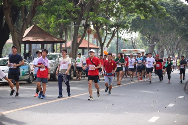 Prudential tài trợ Fun Run lần thứ 19