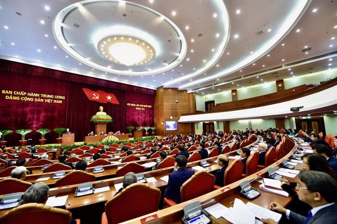 Trung ương Đảng thảo luận về tình hình kinh tế - xã hội năm 2019
