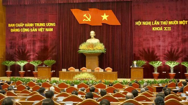 Bế mạc Hội nghị Trung ương 11: Xác định đúng đắn phương hướng, mục tiêu phát triển đất nước