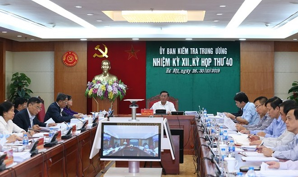 Đề nghị Ban Bí thư thi hành kỷ luật nguyên Chủ tịch Petrolimex Bùi Ngọc Bảo