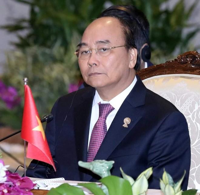 Thủ tướng dự Hội nghị cấp cao ASEAN 35 tại Bangkok