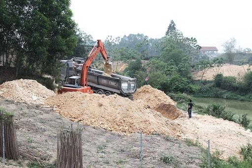 Nhiều sai phạm tại các khu đô thị, khai thác khoáng sản ở Phú Thọ