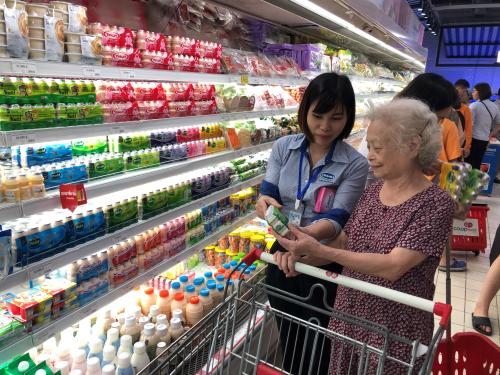 Hà Nội: Doanh nghiệp, siêu thị dự trữ hàng hóa gấp 3 lần bình thường trong mùa dịch Covid-19