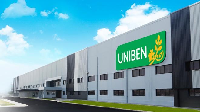 """Cùng với Nhà máy tại Bình Dương, nhà máy Uniben tại KCN Phố Nối A, Hưng Yên đảm bảo cung ứng sản lượng """"khủng"""" với chất lượng đạt tiêu chuẩn quốc tế"""