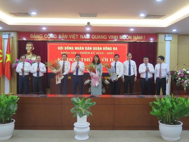 Ông Đặng Việt Quân được bầu giữ chức Chủ tịch UBND quận Đống Đa