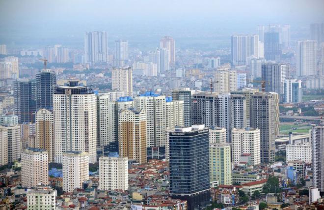 Cư dân các tòa nhà cao tầng cảm nhận rõ sự rung lắc