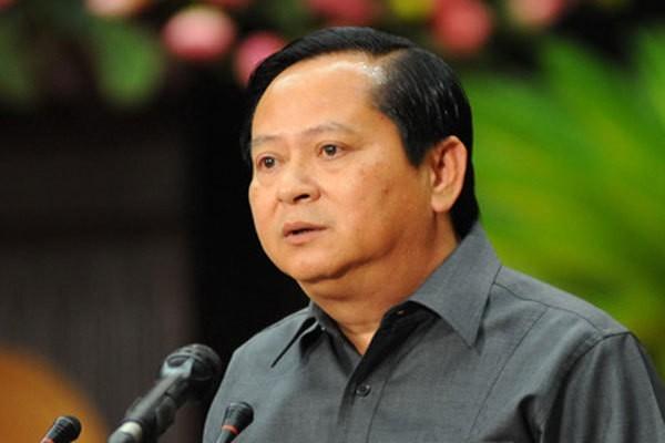 Khai trừ ra khỏi Đảng đối với ông Nguyễn Hữu Tín