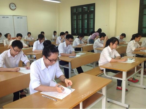 13 nghìn thí sinh Hà Nội không có nguyện vọng xét tuyển ĐH ảnh 1