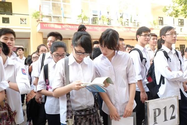 Hiệp hội ĐH, CĐ Việt Nam đề xuất bỏ phân biệt kết quả thi ở hai cụm thi địa phương và đại học chủ trì