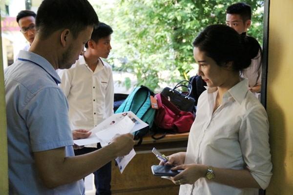 Phần đông tỉnh thành vẫn tổ chức 2 cụm thi, giúp thí sinh thuận lợi tham gia kỳ thi THPT quốc gia