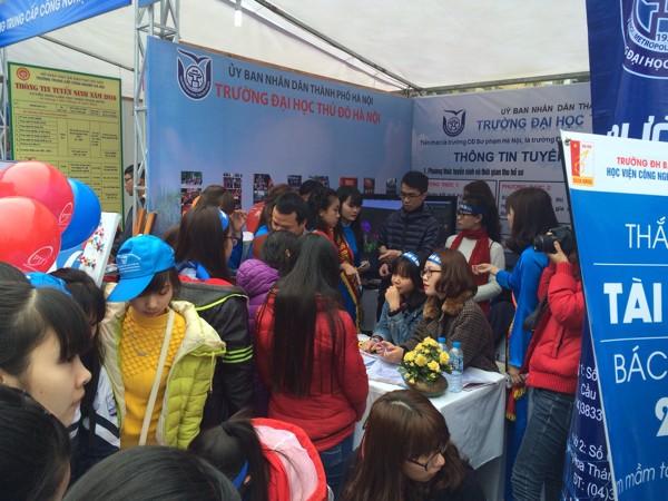 Sở GD-ĐT Hà Nội sẽ phối hợp với ĐH Thủ đô tổ chức cụm thi địa phương