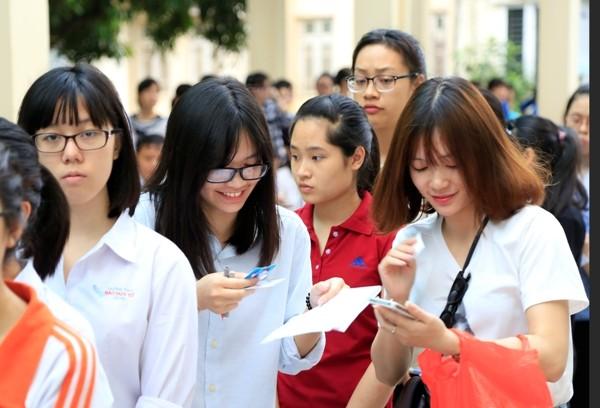 Hơn 5.000 thí sinh đã hoàn thành bài thi đánh giá năng lực để xét tuyển vào ĐHQG Hà Nội